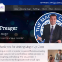 Paul Preager Close Up Magic