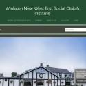 Winlaton New West End Social Club