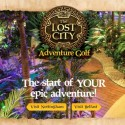 The Lost City Adventure Golf