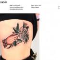 Sang Bleu Tattoo London