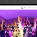 Matt Strafford Wedding Band Hire