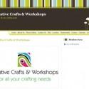 Creative Crafts & Workshops