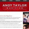 Andy Taylor Magician