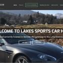 Lakes Sports Car Hire