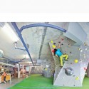 Arch Climbing Wall