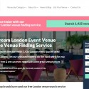 Venue Search London