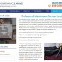 Thomsons Cleaning Ltd.