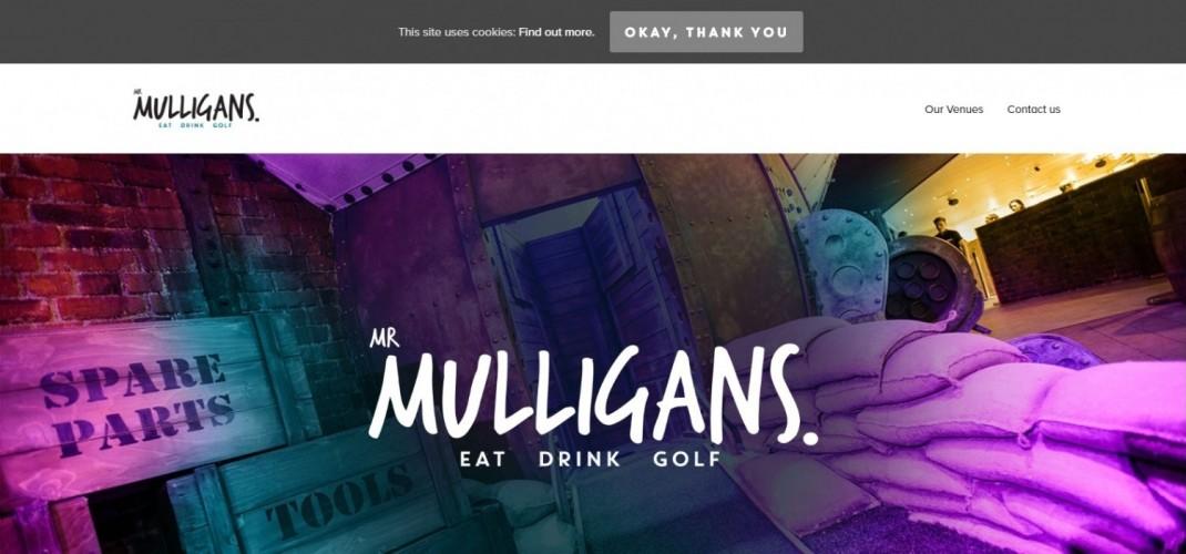 Mr Mulligan's Pirate Golf Nottingham