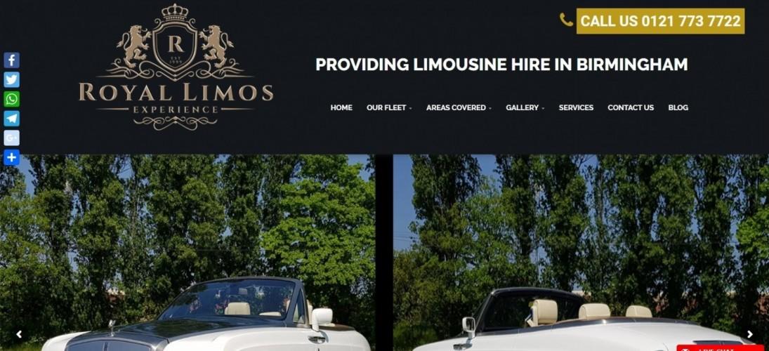 Royal Limos & Luxury Car Hire
