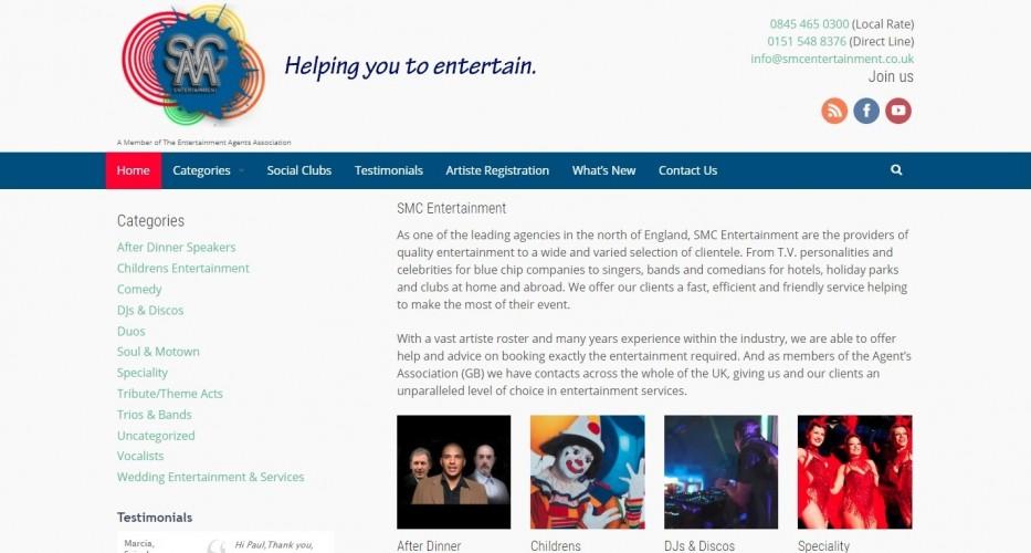 S M C Entertainment Ltd