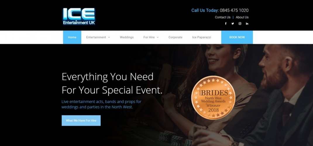 Ice Entertainment UK Ltd