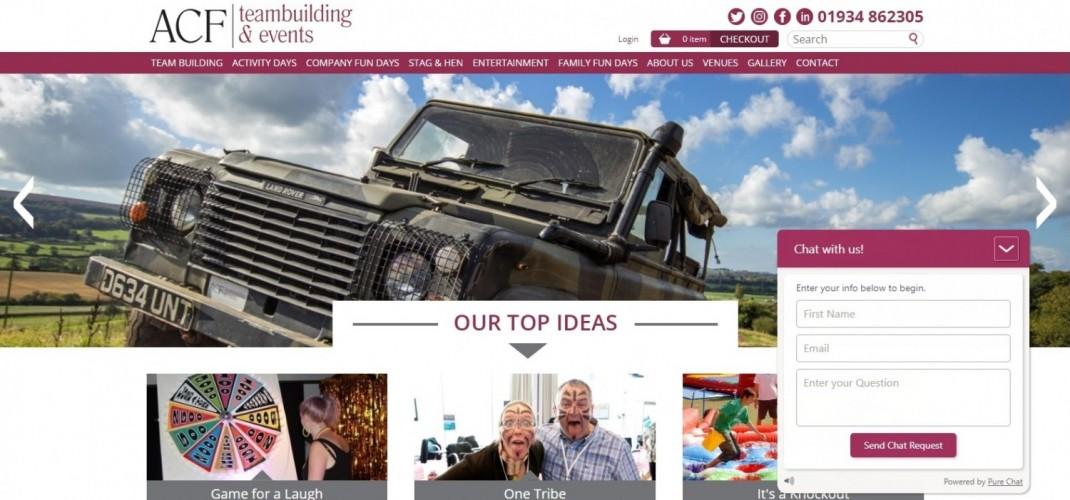 ACF Teambuilding and Events Ltd