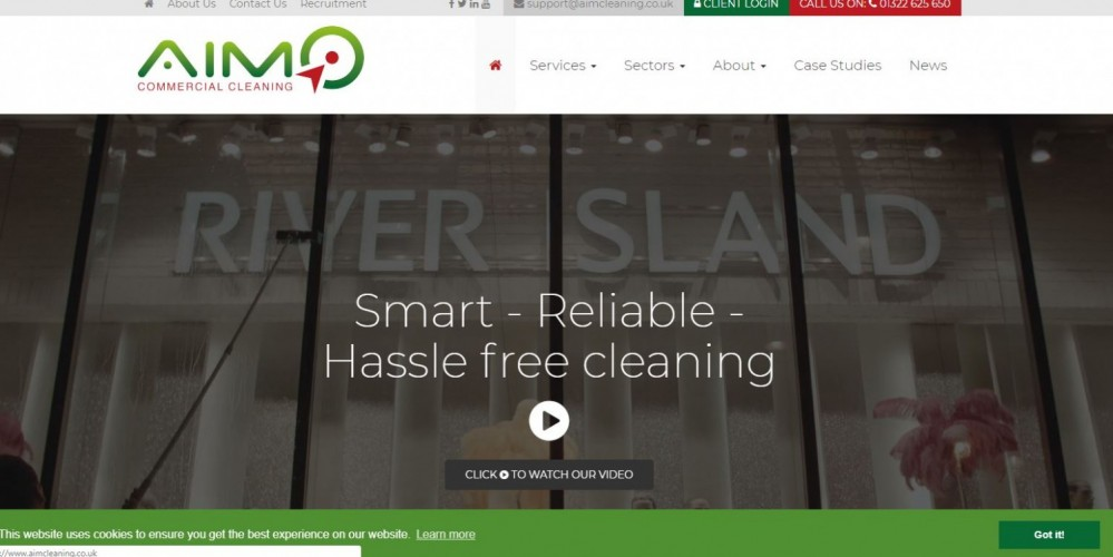 AIM Commercial Cleaning Limited
