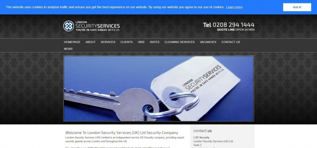 London Security Services (UK) Ltd