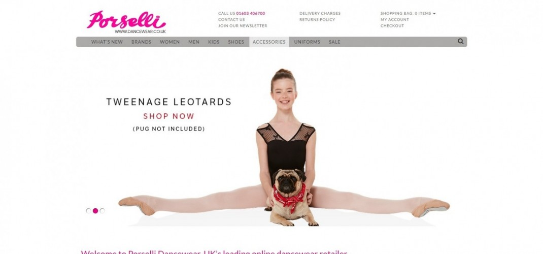 Porselli Dancewear Ltd