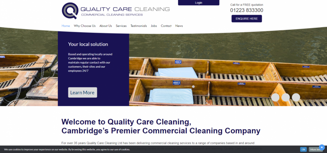 Quality Care Cleaning Ltd