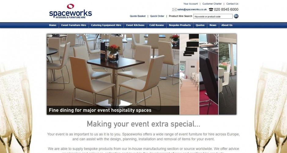 Spaceworks Furniture Hire Ltd
