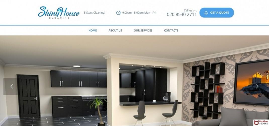Shiny House Cleaning Ltd.