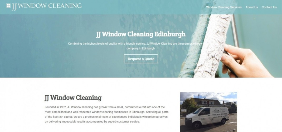 JJ Window Cleaning