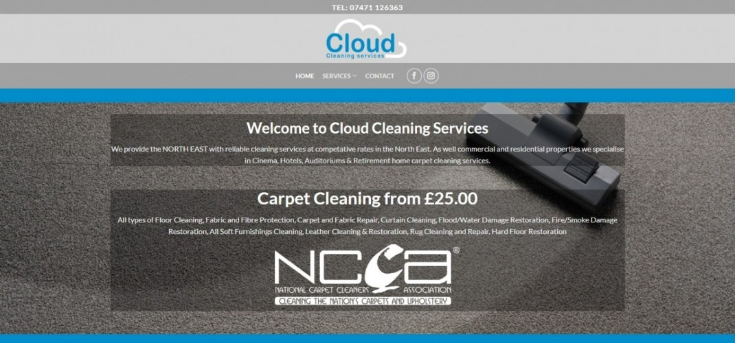 Cloud Cleaning Services