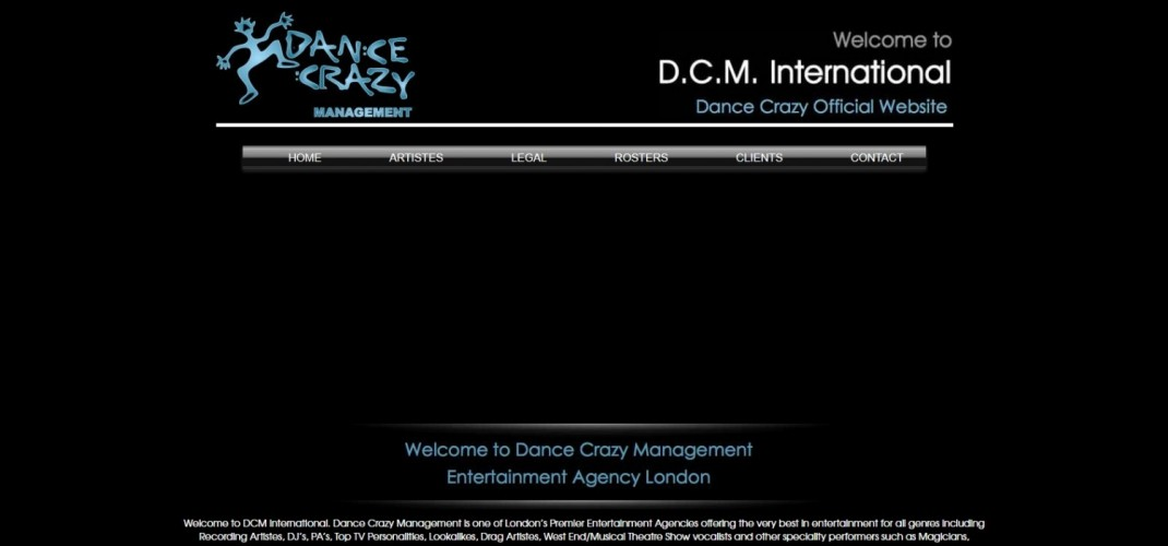 Dance Crazy Management