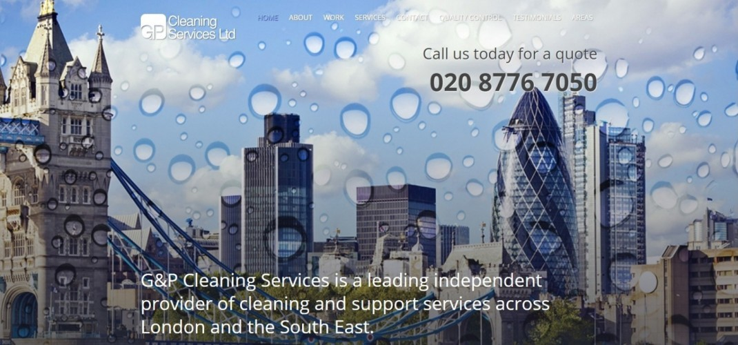 G & P Cleaning Services Ltd