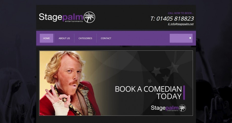 Stagepalm Entertainment