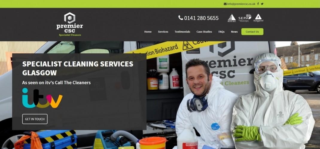Premier CSC Specialist Cleaners
