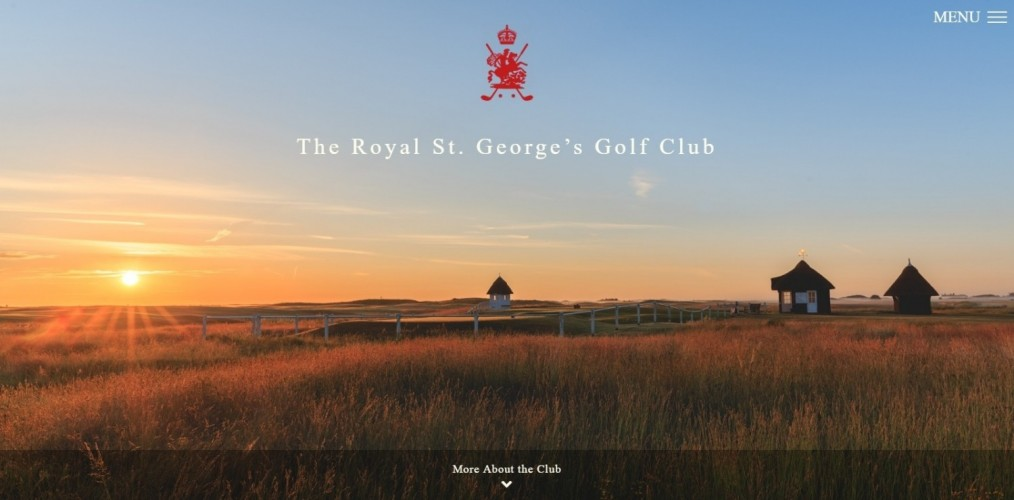 The Royal St. George's Golf Club