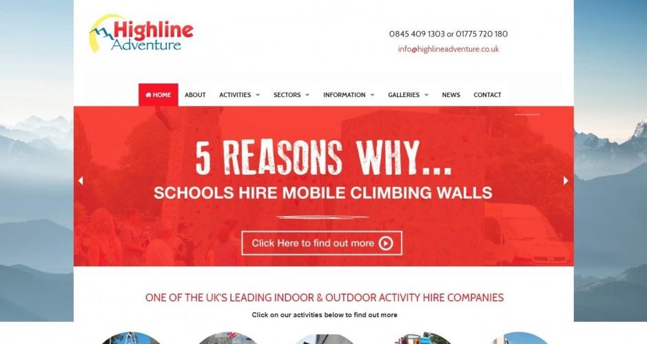 Highline Adventure Ltd