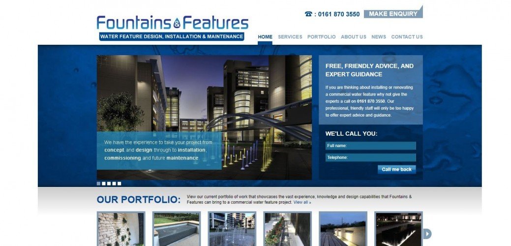 Fountains & Features Ltd