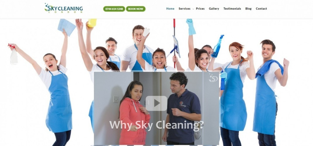 Sky Cleaning London