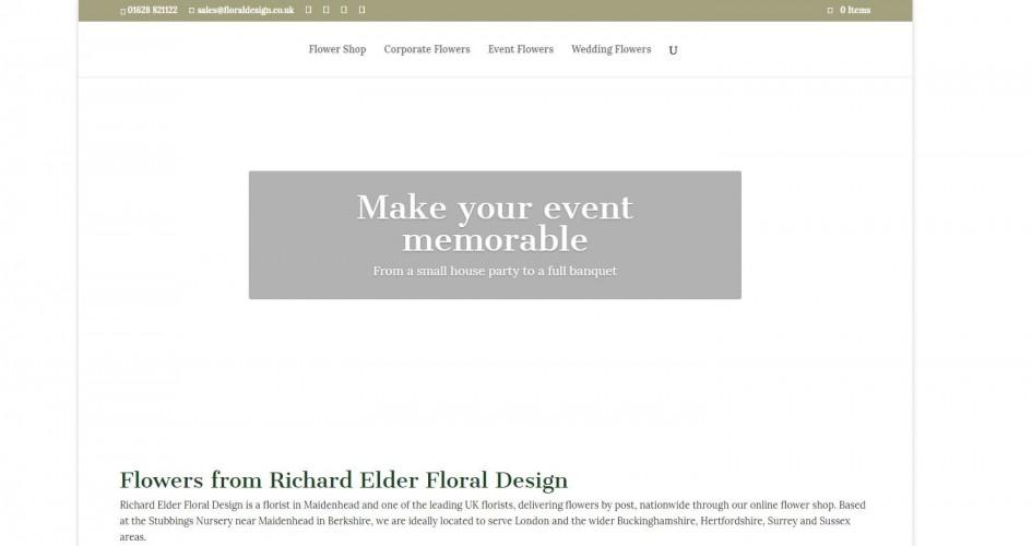 Richard Elder Floral Design