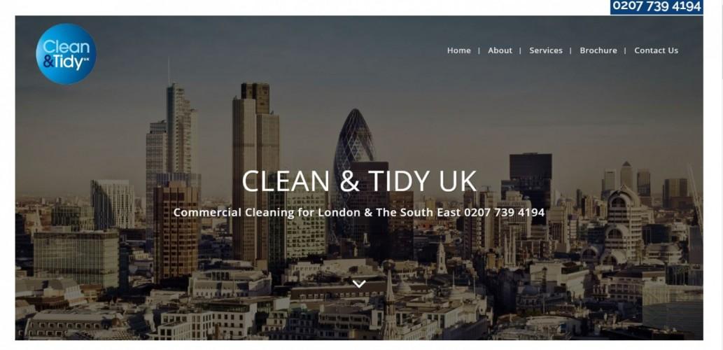 Clean & Tidy UK