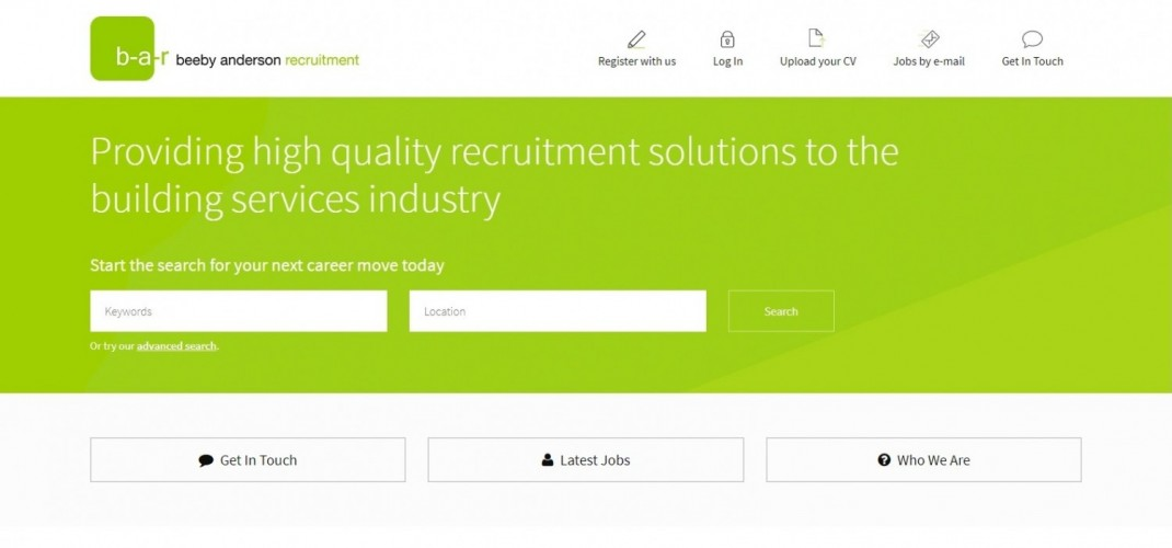 Beeby Anderson Recruitment Ltd