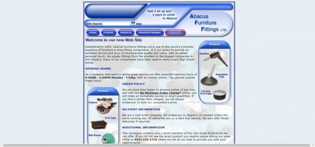 Abacus Furniture Fitings Ltd