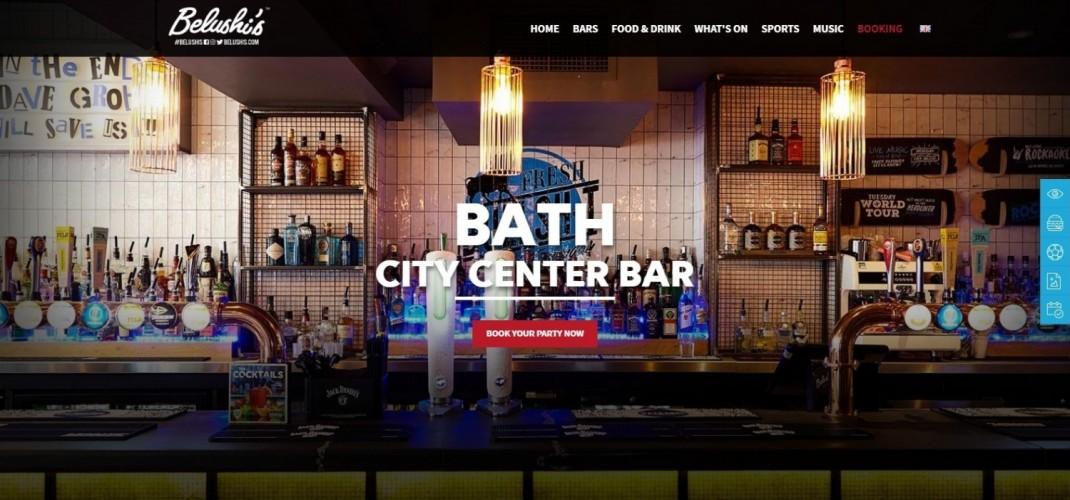Belushi's Bath
