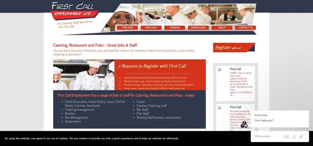 First Call Employment Ltd