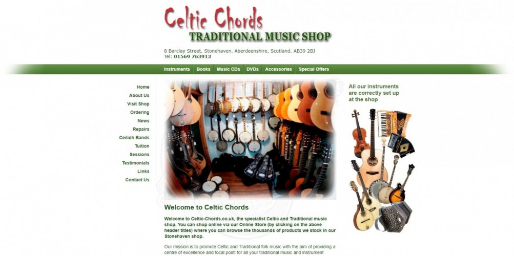 Celtic Chords