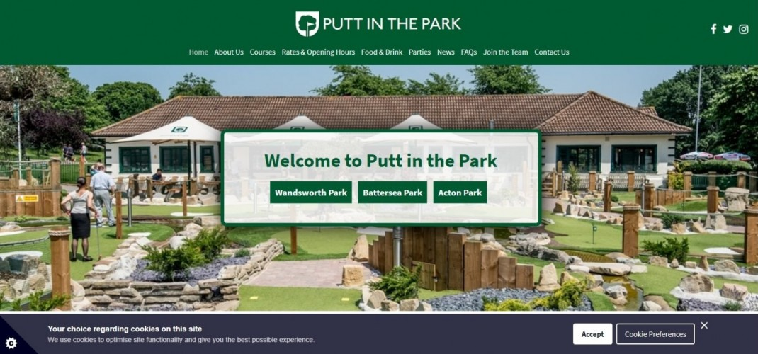 Putt In The Park