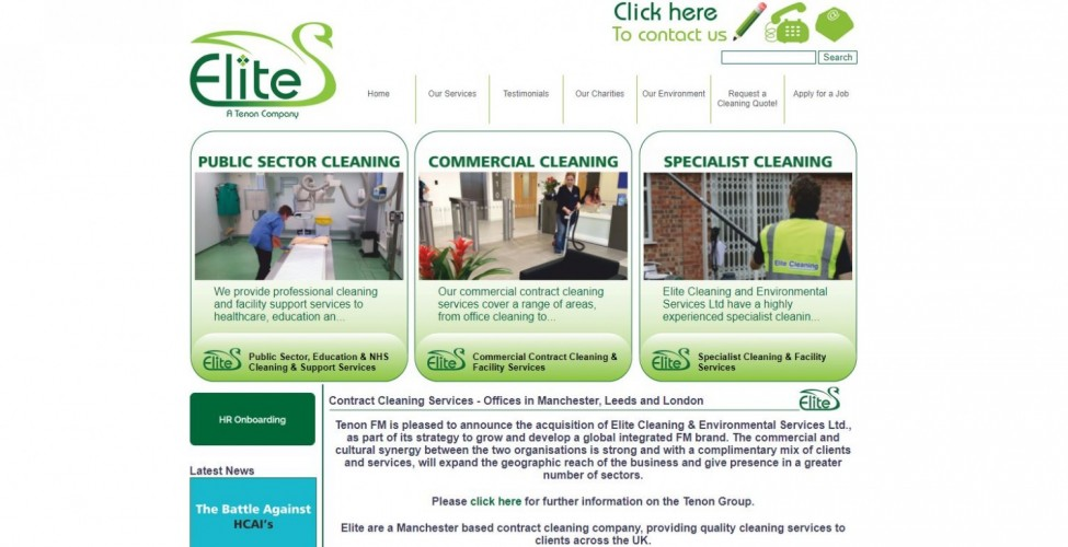Elite Cleaning and Environmental Services Ltd