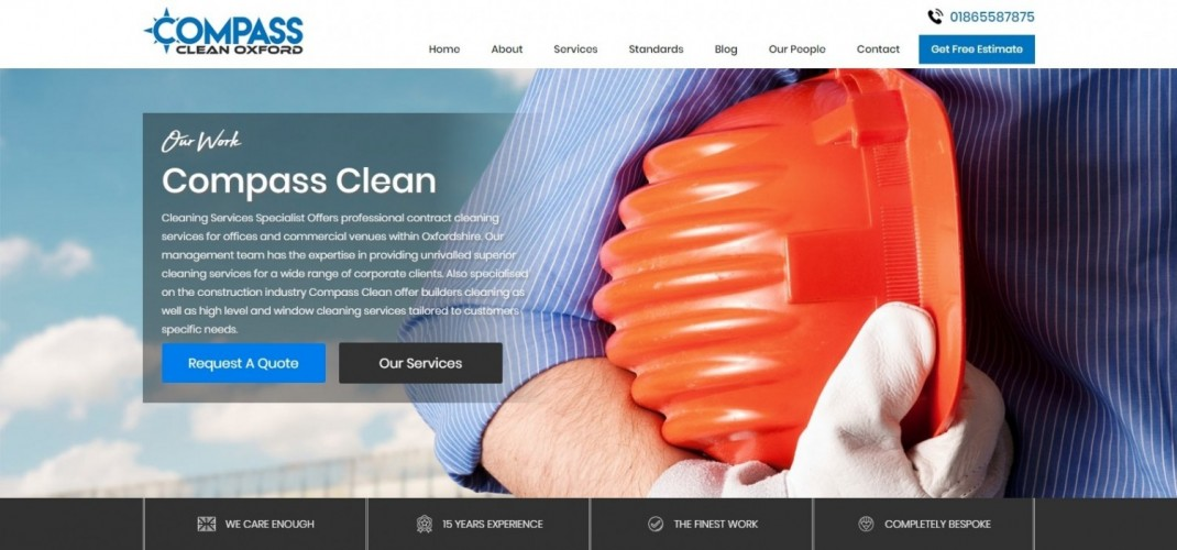 Compass Cleaning Services Oxford