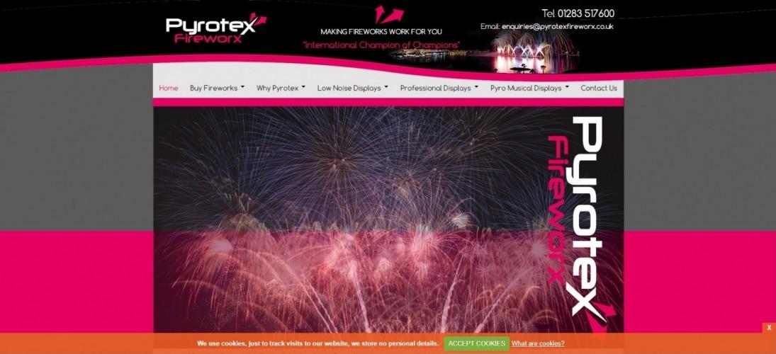Pyrotex Fireworx