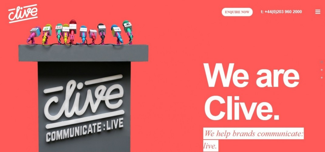 Clive Agency Ltd