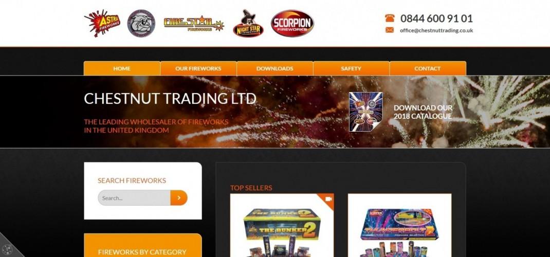 Chestnut Trading Ltd
