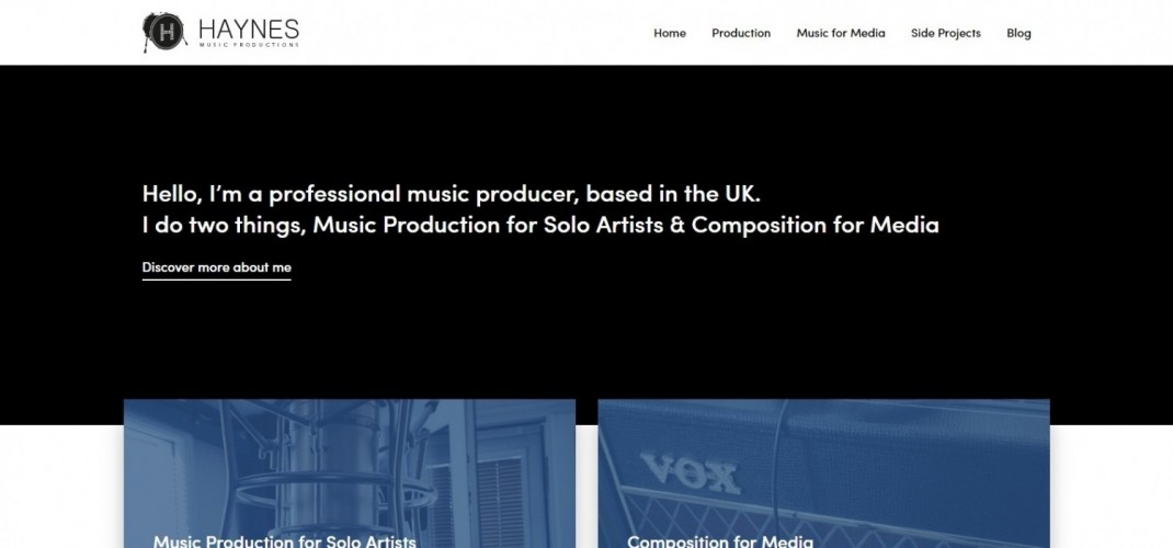 Haynes Music Productions