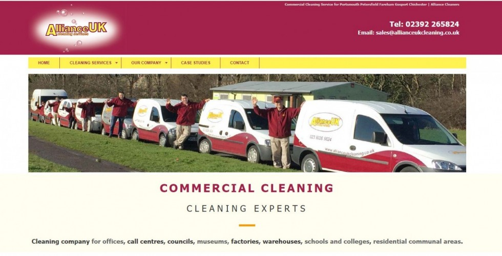 Alliance UK Cleaning Services