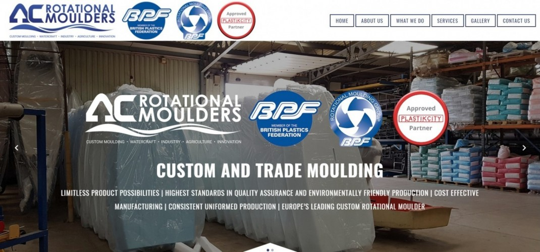 A C Rotational Moulders