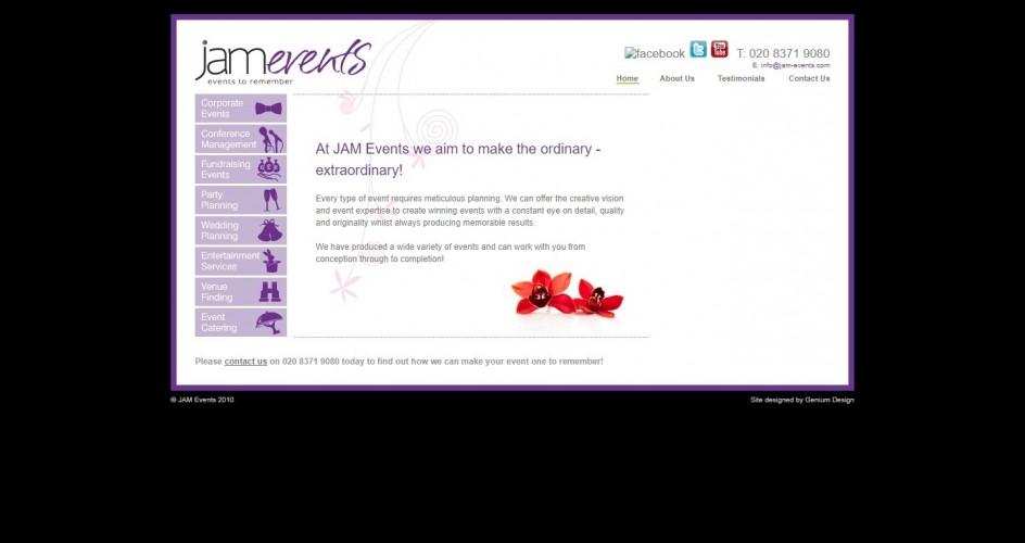 JAM Events (UK) Limited