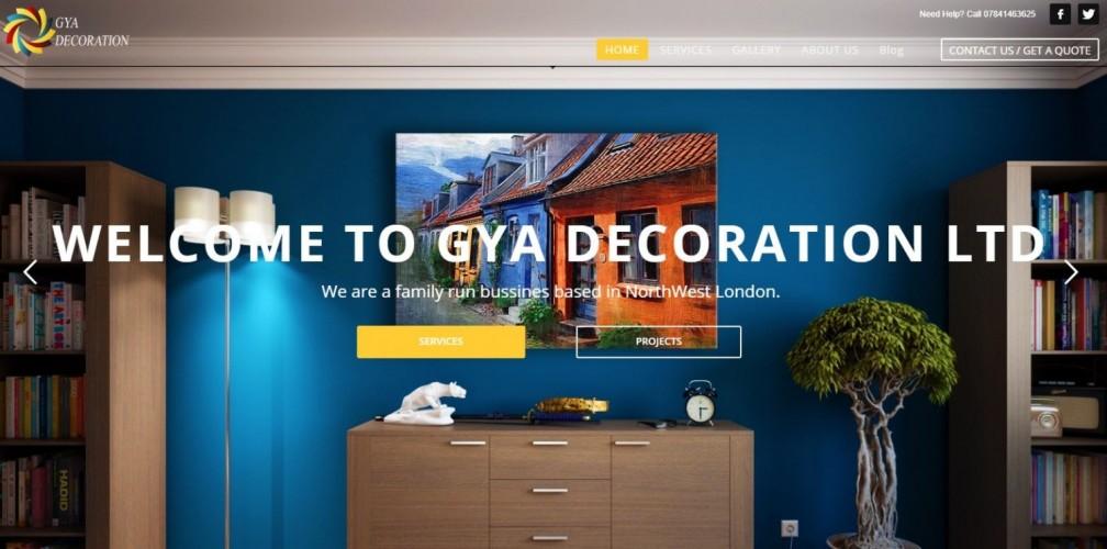 Gya Decoration LTD